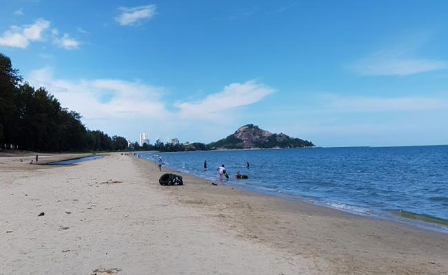 หาดสวนสนประดิพันธ์ หัวหิน